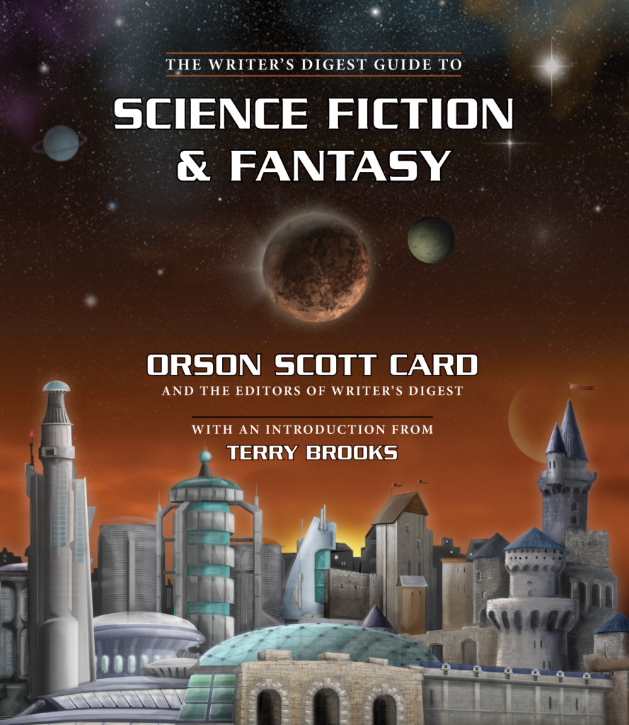 Orson Scott Card book